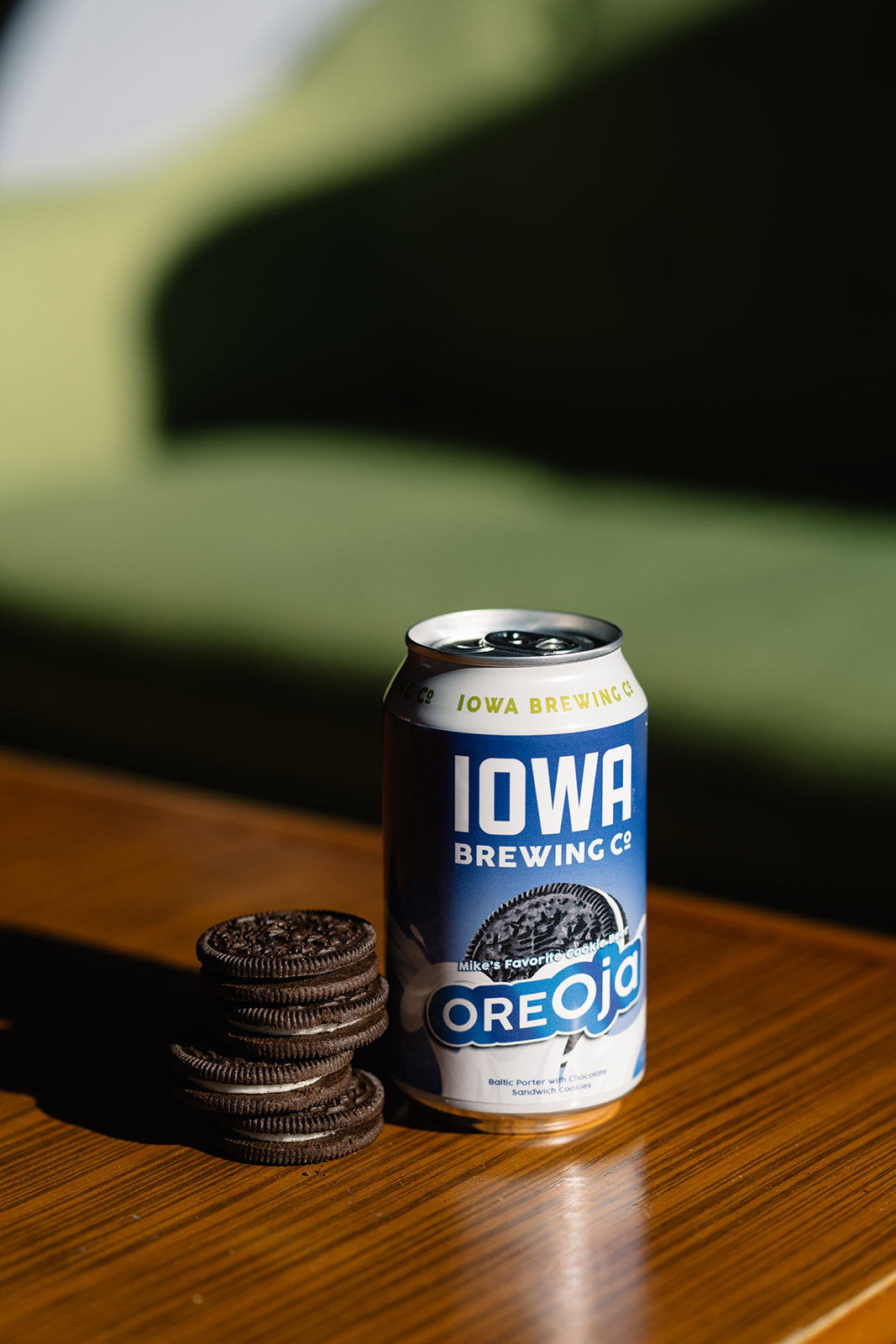 Cedar Rapids Commercial Photography | Iowa Brewing Company